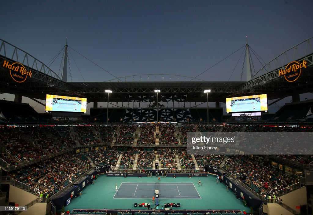 Miami Open 2019 - Day 12 : News Photo