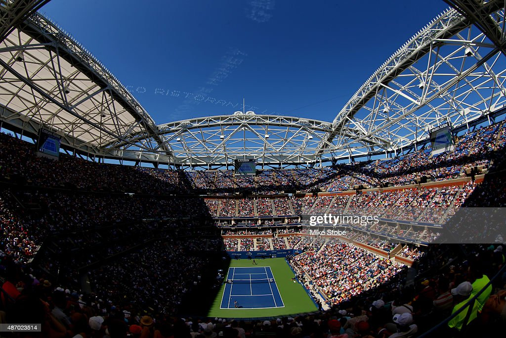 2015 US Open - Day Six : News Photo