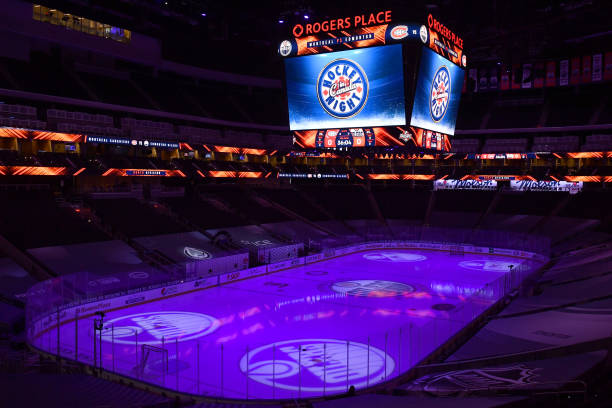CAN: Montreal Canadiens v Edmonton Oilers