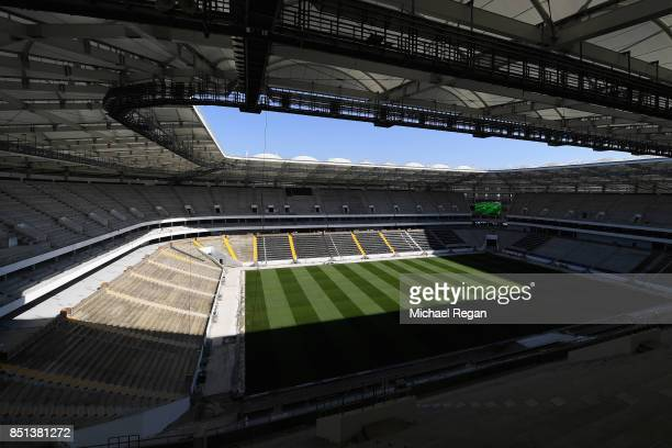 EPTEMBER 21 A general view of Rostov Arena on September 21 2017 in RostovonDon Russia