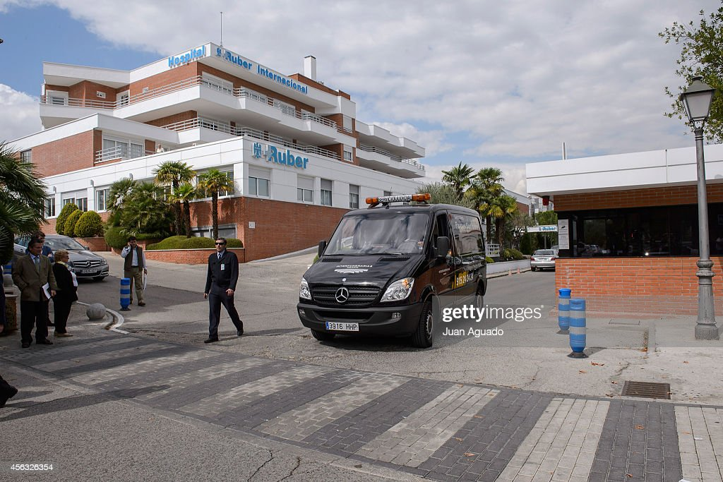Miguel Boyer Dies at 75 Years Old in Madrid : News Photo