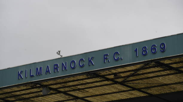 GBR: Kilmarnock v Dundee United - Ladbrokes Scottish Premiership