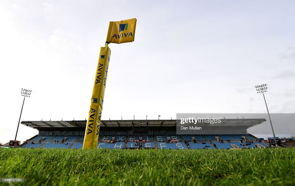 Exeter Chiefs v Harlequins - Aviva Premiership : News Photo