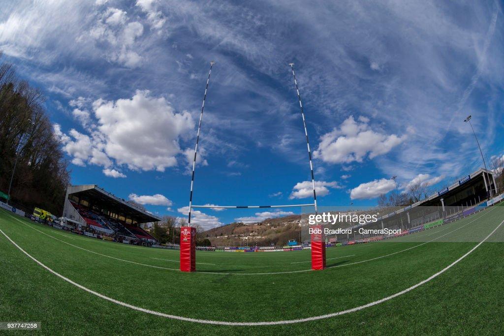 Wales U18 v England U18 - International Friendly : News Photo