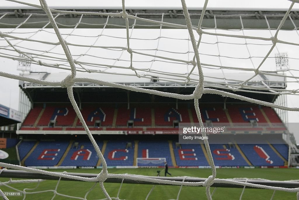General view of Selhurst Park, home of Crystal Palace Football Club, on the day that the freehold of the stadium was sold for GBP12million, on October 10, 2006 in London, England.