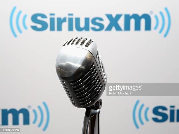General view of SiriusXM Studios on June 12, 2015 in New York City.