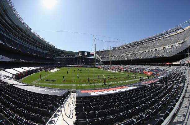 IL: New York Giants v Chicago Bears