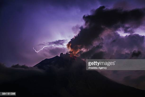 60 Top Volcanic Lightning Pictures, Photos and Images