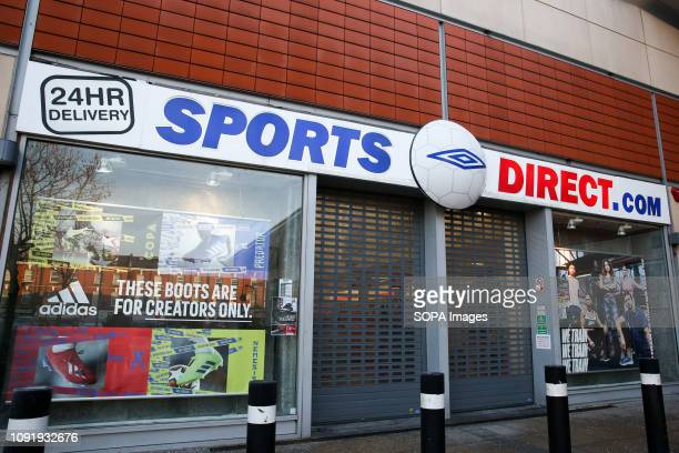 A general view of Sports Direct store in London The Environmental Audit Committee led by Labour MP Mary Creagh has reported that retailer such as...