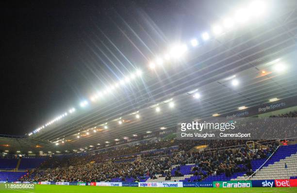 A general view of St Andrew's home of Coventry City during the Sky Bet League One match between Coventry City and Lincoln City at St Andrews on...