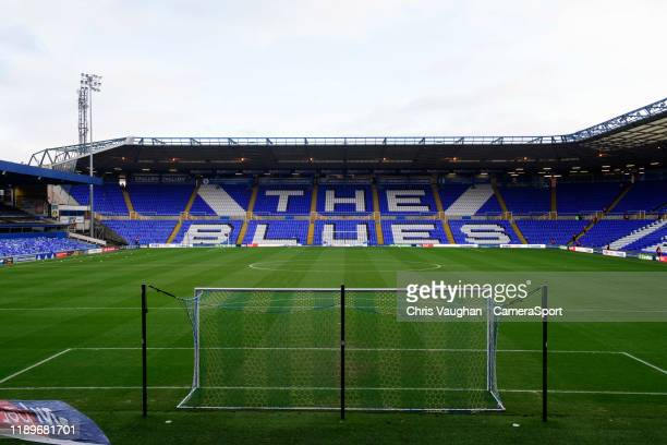 General view of St Andrew's, home of Coventry City prior to the Sky Bet League One match between Coventry City and Lincoln City at St Andrews on...