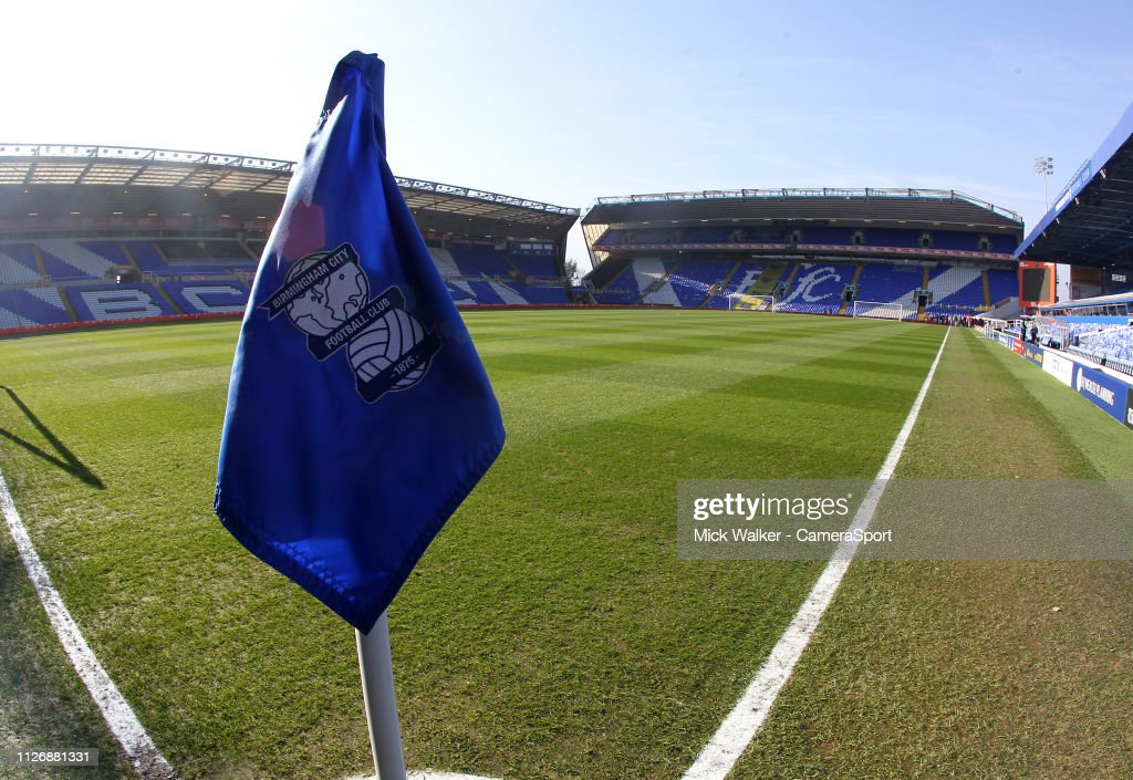GBR: Birmingham City v Blackburn Rovers - Sky Bet Championship