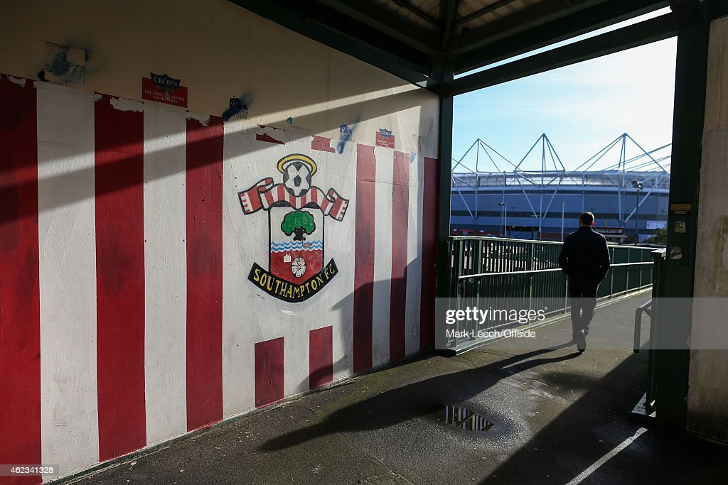 Southampton v Crystal Palace - FA Cup Fourth Round : News Photo