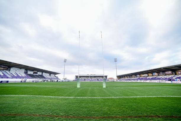 FRA: Soyaux Angouleme XV Charente v Rugby club Vannes - Pro D2