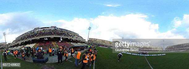 general view of Stadio Arechi prior the Serie B match between US Salernitana and AC Perugia at Stadio Arechi on December 30 2016 in Salerno Italy