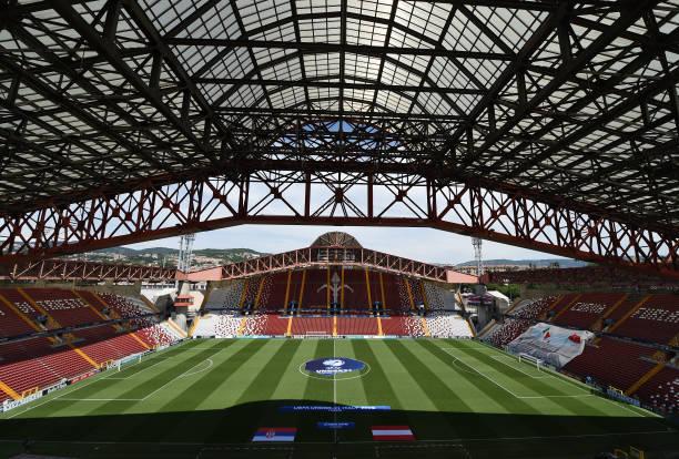 ITA: Serbia v Austria: Group B - 2019 UEFA U-21 Championship