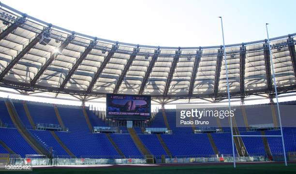 60 Top Italy Rugby Press Conference Pictures, Photos