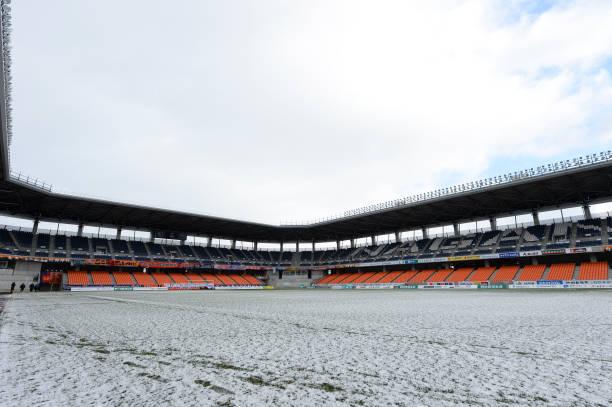 JPN: AC Nagano Parceiro v Iwate Grulla Morioka - J.League Meiji Yasuda J3