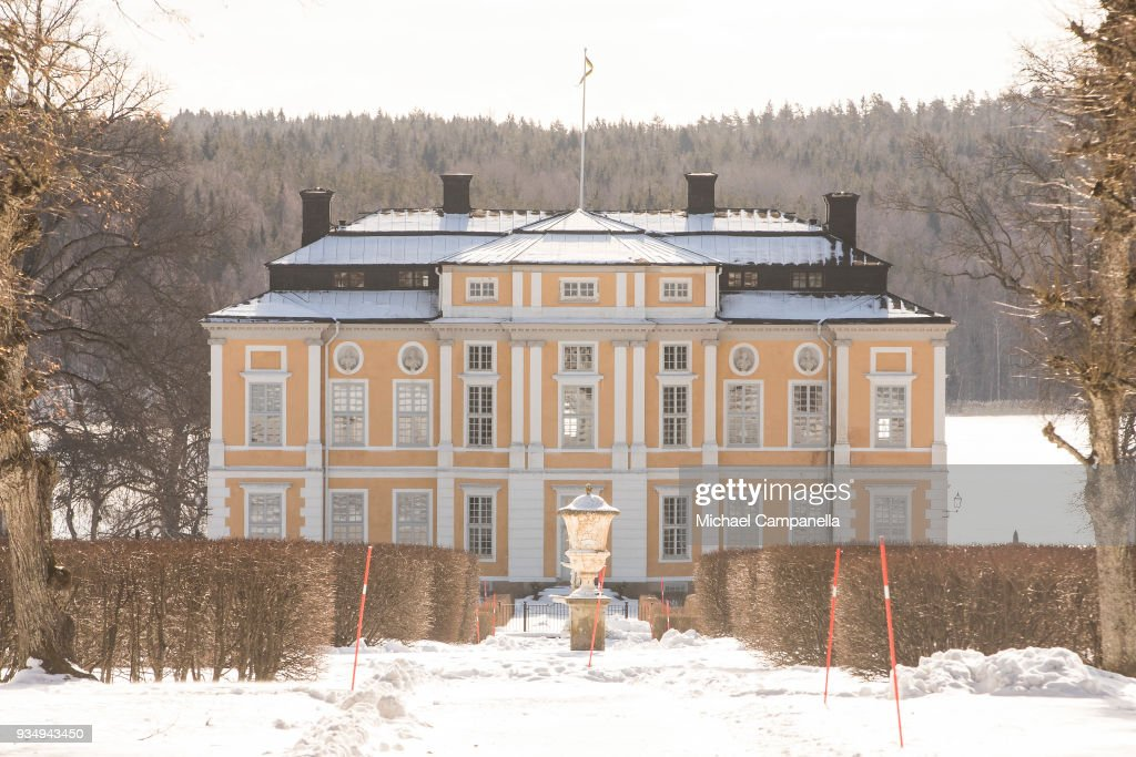 General Views Of Steninge Palace