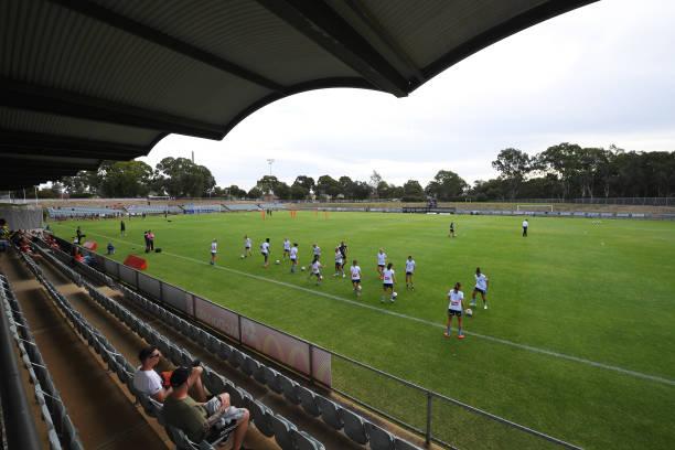 AUS: W-League Rd 11 - Adelaide v Sydney