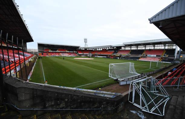 GBR: Dundee United v St. Mirren - Ladbrokes Scottish Premiership