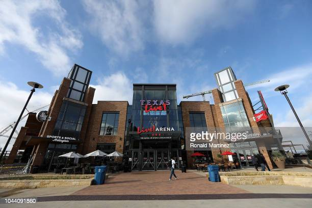 A general view of Texas Live on September 30 2018 in Arlington Texas