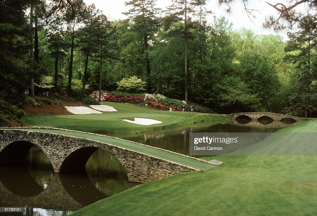 Augusta National Golf Club : News Photo