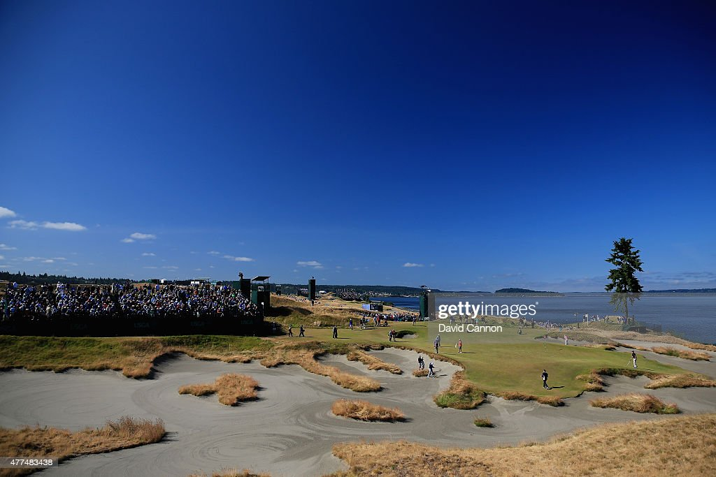 U.S. Open - Preview Day 3 : News Photo