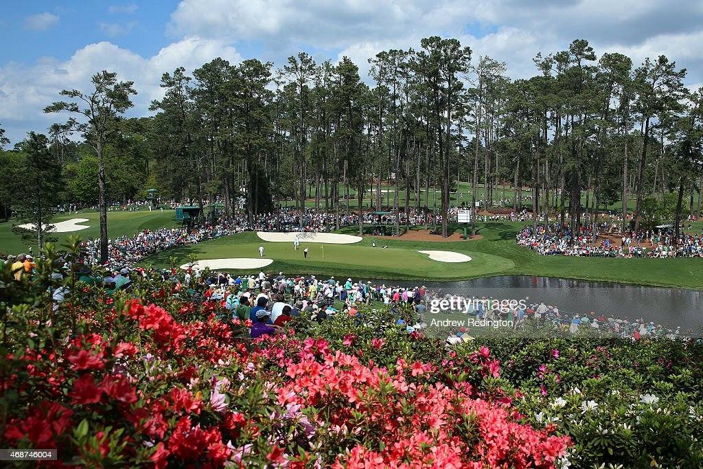 The Masters - Preview Day 1 : Nieuwsfoto's