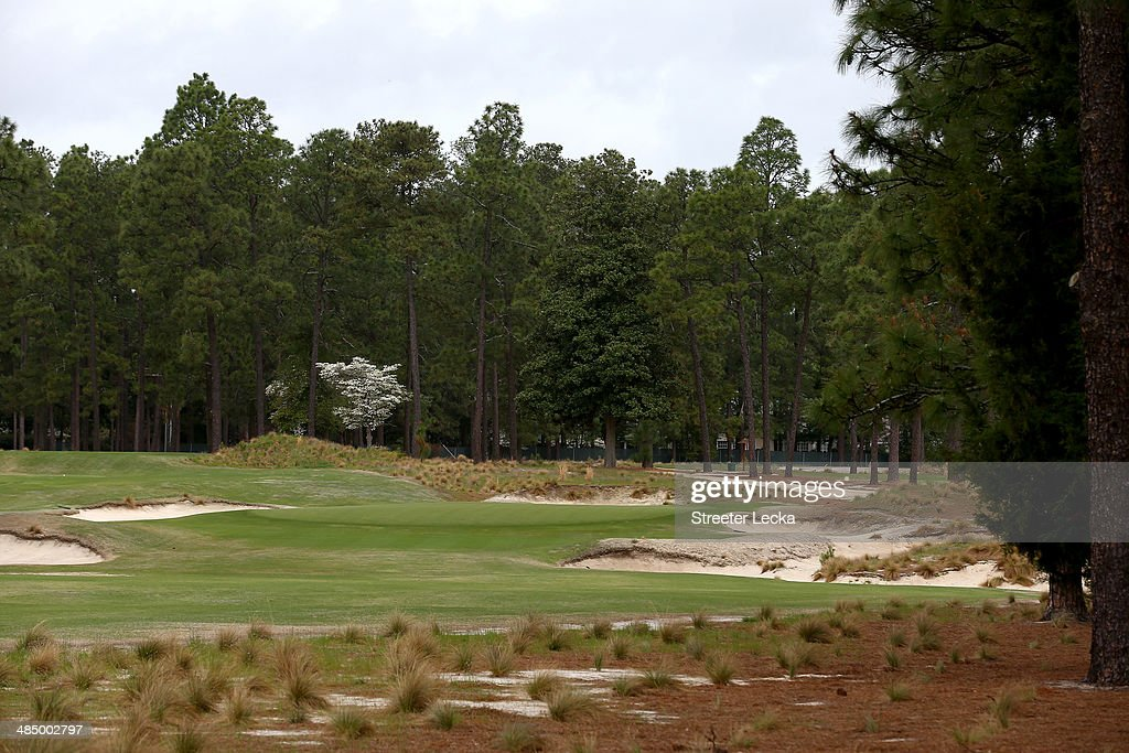 2014 U.S. Opens Preview Day : News Photo