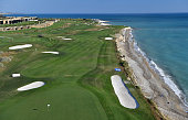 sciacca italy general view 16th hole
