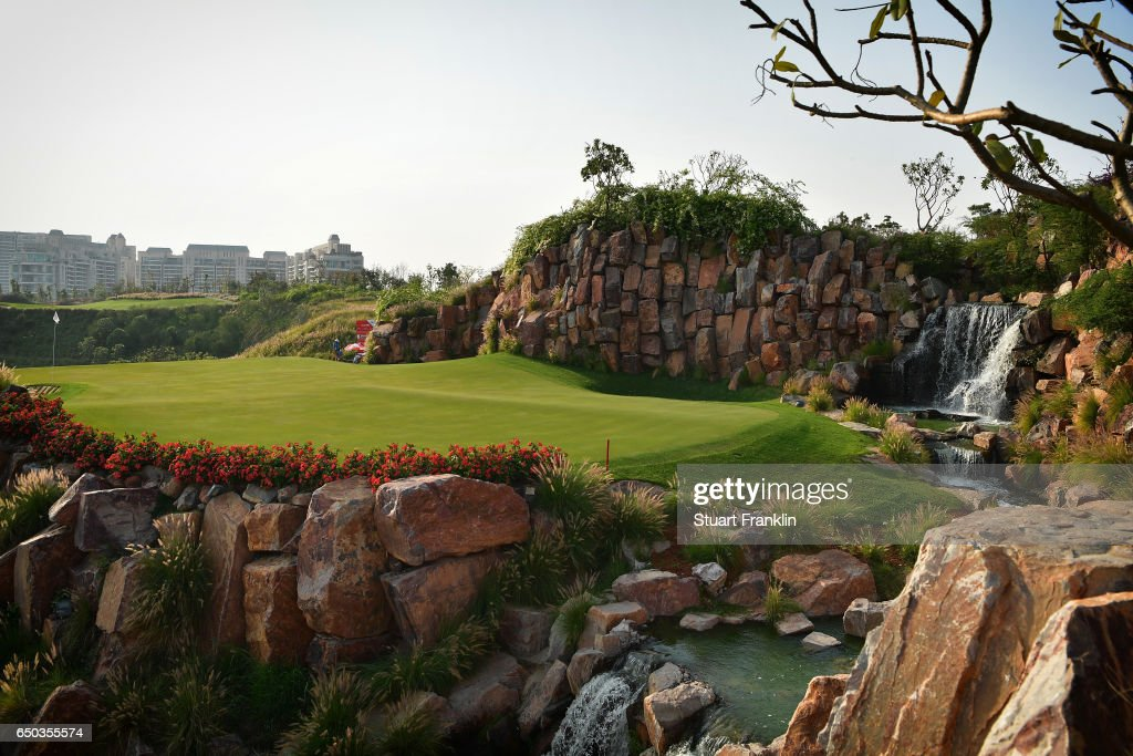 Hero Indian Open - Day One : News Photo
