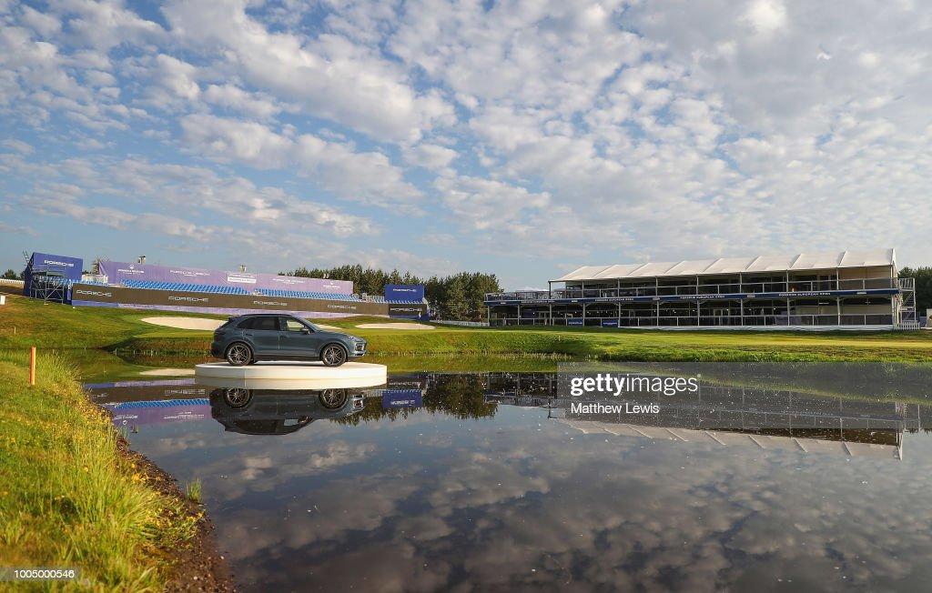 Porsche European Open - Previews : News Photo