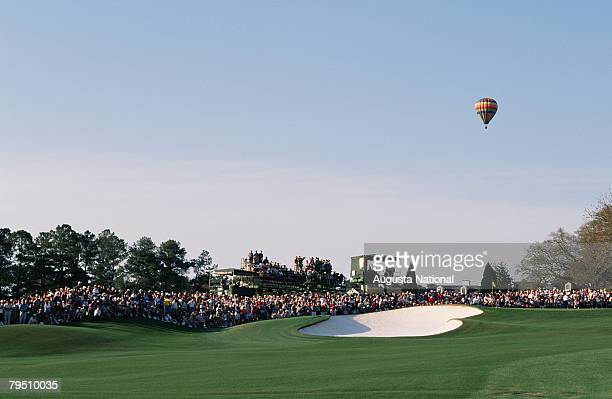 General View Of The 18th Hole During The 1996 Masters Tournament