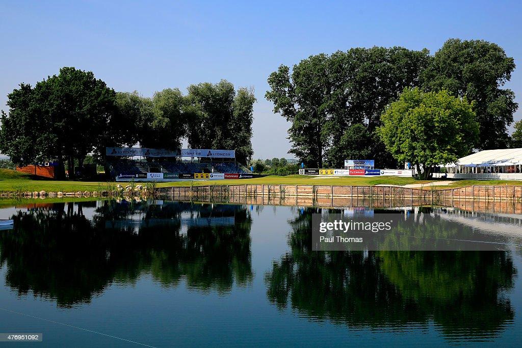 Lyoness Open - Day Three : Nachrichtenfoto