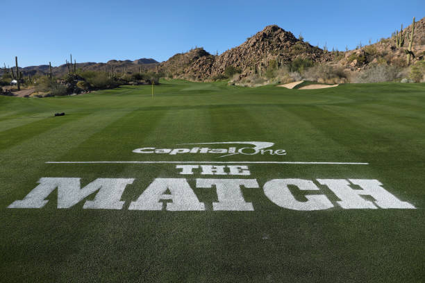AZ: Capital One's The Match: Champions For Change - Previews