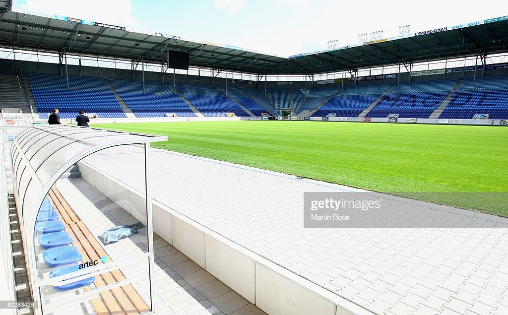 Fifa Officials View 2011 Stadiums Day 3 : News Photo