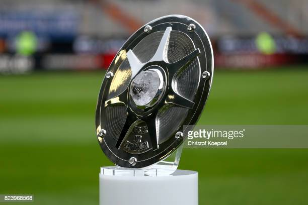General view of the 2 Bundesliga German Champions trophy prior to the Second Bundesliga match between VfL Bochum 1848 and FC St Pauli at Vonovia...