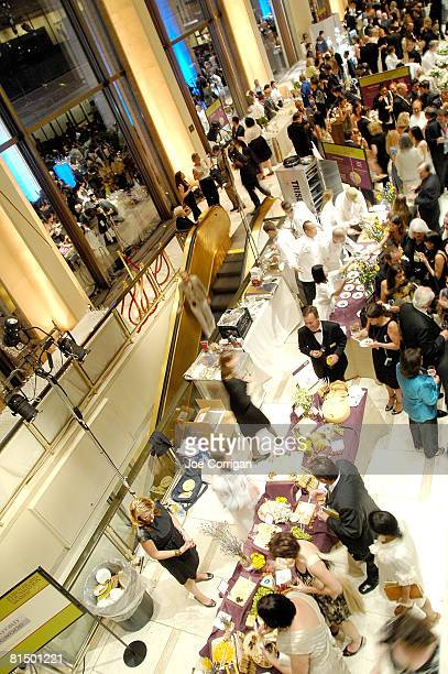 A general view of The 2008 James Beard Foundation Awards Gala on June 8 2008 at Avery Fisher Hall at Lincoln Center in New York City
