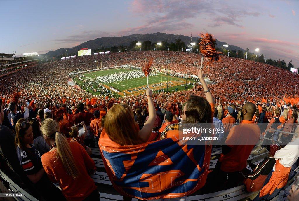 BCS National Championship - Florida State v Auburn : News Photo