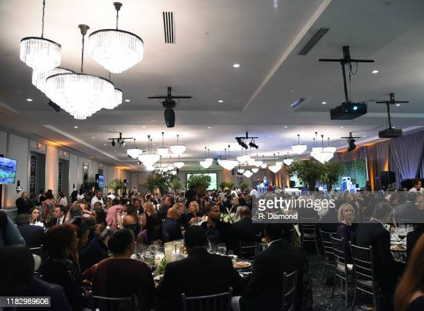 General view of the 2019 Captain Planet Foundation Gala at Flourish Atlanta on November 16 2019 in Atlanta Georgia