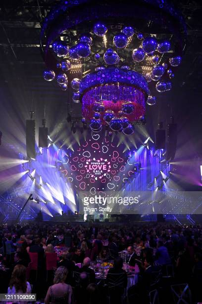 A general view of the 24th annual Keep Memory Alive 'Power of Love Gala' benefit for the Cleveland Clinic Lou Ruvo Center for Brain Health at MGM...