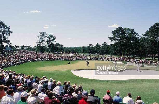 General View Of The 2nd Hole During The 1998 Masters Tournament