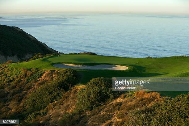 General view of the 3rd hole, Torrey Pines South Golf Course, site of the 2008 U.S. Open, on March 16, 2008 in La Jolla, California.