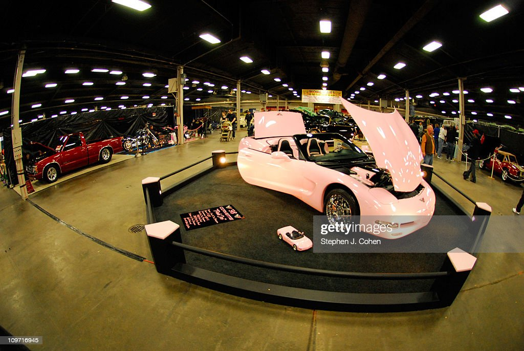 Th Annual Carl Caspers Custom And Louisville Auto Show Day - Louisville car show