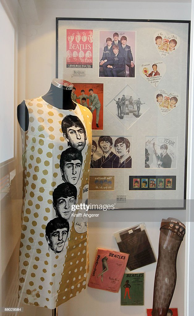 A general view of the '60's Trash' room is seen at the Beatlemania exhibition on May 28, 2009 in Hamburg, Germany. The exhibition, which opens tomorrow, shows the development of the Beatles from their beginnings in Hamburg until they split up.