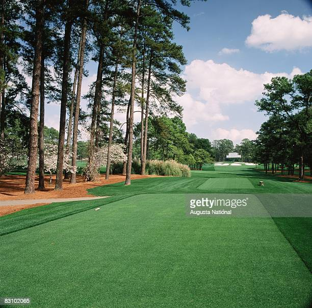 General View Of The 7th Hole In 2000 At The Augusta National Golf Course