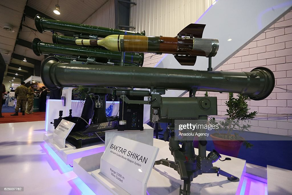 General view of the 9th International Defence Exhibition and seminar