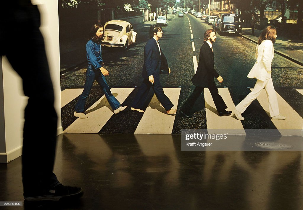 Beatlemania Exhibition Opening : News Photo