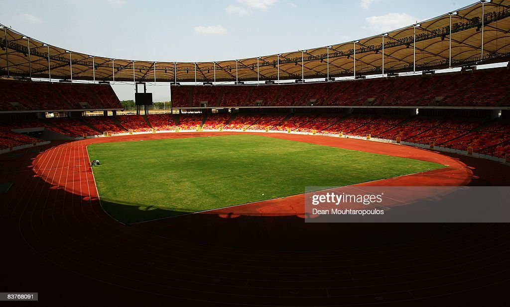 Abuja National Stadium : News Photo